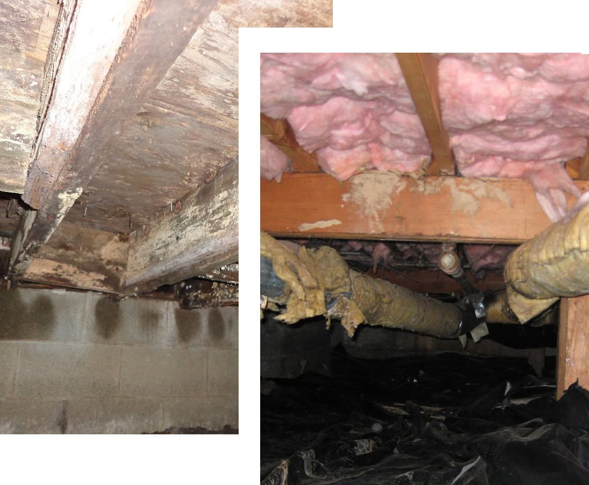 MDH Foundation Repair Crawlspace Insulation Batt
