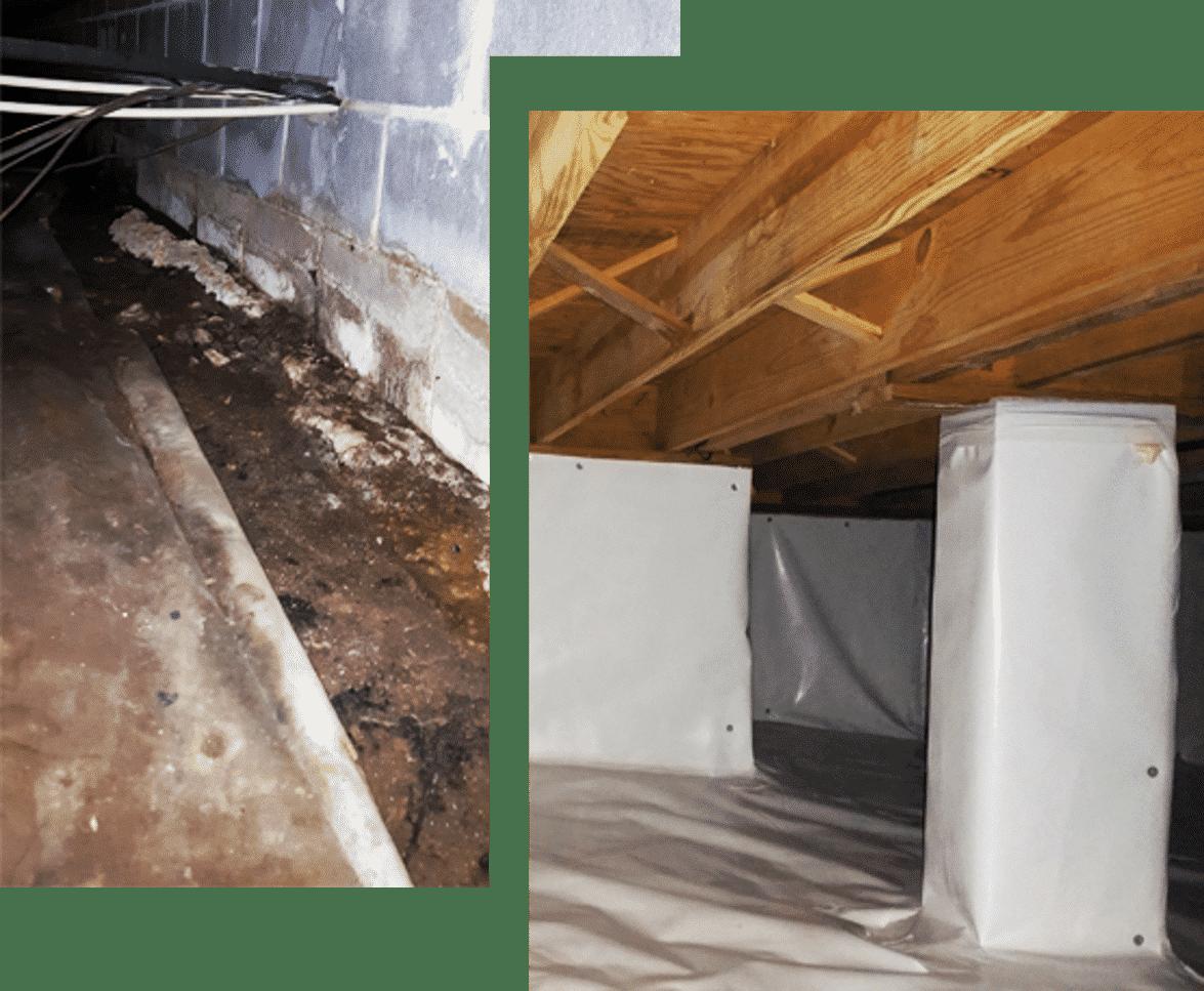 MDH Foundation Repair the Purpose of Crawlspace Encapsulation