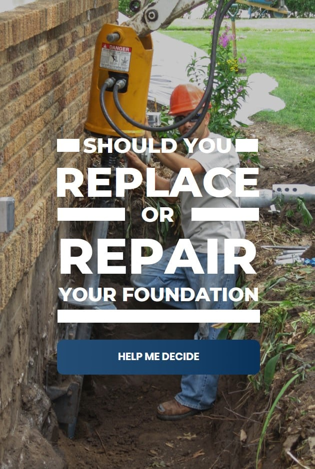 MDH Foundation Repair When Should You Replace or Repair Your Foundation
