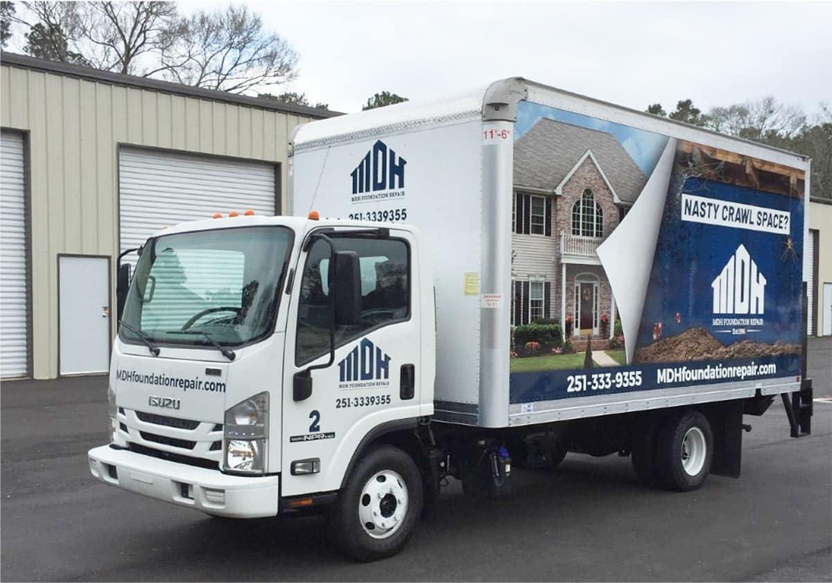 MDH Truck